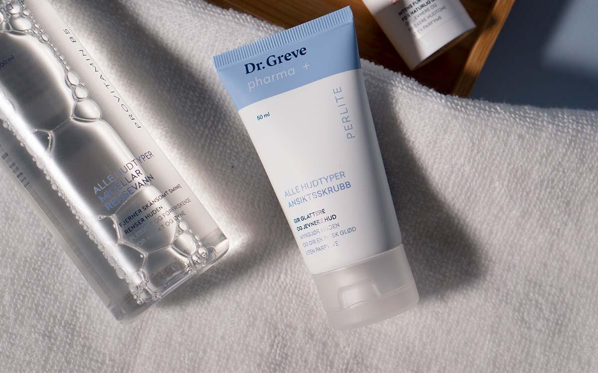 Riktige produkter kan hjelpe deg med å fjerne hudormer. Foto.